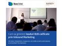 Beans United organizează ce-a de-a doua ediție a seminariilor de INBOUND Marketing (SIM)