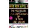 Speed and Fun. Funk Rock Hotel 6