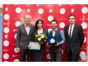 "idea bank. Intrarom și Genesys primesc premiul ""Best Technology Solution Provider for Banking Sector"""