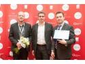 Kostas Fiakas- Intrarom, Mihai Barbut - Telekom Romania si Apostolos Kemos - Genesys