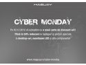 eveniment maguay. Cyber Monday pe 3 decembrie  la Maguay!
