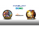 GamePower. Domo si Maguay te trimit la DreamHack