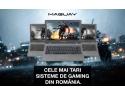 laptop gaming. Maguay sustine DreamHack Bucuresti 2013, cel mai important eveniment de gaming organizat în aceasta toamna