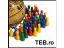 leadership education. TEB - Targul Educational Bucuresti editia a IIa
