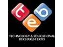 concept educational. TEB 2010 - Technology & Educational Bucharest Expo