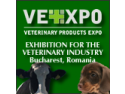 expo. Vet Expo - expozitie pentru industria medicala si farmaceutica veterinara din Romania
