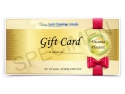 fidelity card. Gift Card de calatorie pentru o vacanta de vis