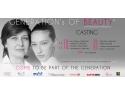 """Generation's of Beauty"" va asteapta in Iasi!"