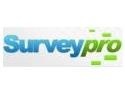 www.surveypro.ro ofera gratuit servicii de chestionare online