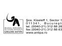 """O nouă expoziţie temporară la Muzeul Naţional de Istorie Naturală """"Grigore Antipa"""", în cadrul evenimentului"""