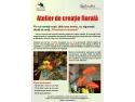 design floral martie. Atelier de creație florală