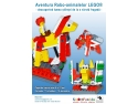 ateliere recreative. Aventura Robo-animalelor LEGO®