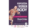 "body painting. EXPOZIȚIA ""THE HUMAN BODY"" se prelungește până pe 4 august"