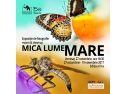 "Muzeul Național de Istorie Naturală ""Grigore Antipa"" și ""LaPrintărie"" vă invită la Expoziția de fotografie macro & close-up ""Mica lume mare"" – ediţia a IV-a Lions Clubs International"