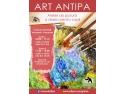 """Muzeul Antipa . Muzeul Naţional de Istorie Naturală """"Grigore Antipa"""" vă invită să-i aduceți pe cei mici la atelierele Art Antipa"""