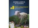 Saiga – antilopa dispărută din fauna România