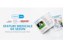 """e-book. E-book gratuit – """"Sfaturi medicale de sezon"""" de la PortalMed"""