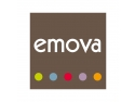 catering corporate. logo emova