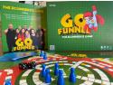 Lansarea primului board game pentru eCommerce din România - GoFunnel