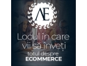 S-a lansat Academia de eCommerce - Cursuri si Resurse de Marketing si Vanzari roll-up rollup banner-rollup