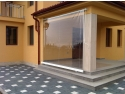pereti cortina. Pereti de Vant - Soluti de protejare a teraselor si balcoanelor.