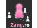 luiza zan. Zang.ro, prima comunitate online din Romania care te pune in centrul  atentiei!