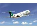 TVA și Impozite Directe. Carpatair Fokker 100
