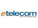 peste. eTelecom-vanzari peste asteptari