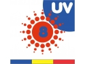 lampi uv. Nivelul 8 al UV INDEX semnifica faptul ca expunerea indelungată la radiatiile ultraviolete are un potențial FOARTE CRESCUT de RISC pentru organism! Este recomandata purtarea ochelarilor de soare prevazuti obligatoriu cu filtre de categorie 3, a pălăriilor cu boruri largi si a vestimentatiei cu mâneci lungi. Se va cauta umbra, iar expunerea solara trebuie evitata între orele 10:00 - 16:00. Pentru cei care doresc bronzarea, se recomanda aplicarea  cremelor cu factor foarte ridicat de protecție solară (SPF 50+).