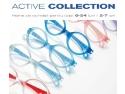 silicon hidrogel. Active Collection - rame de ochelari pentru copii 0-24 luni/ 2-7 ani