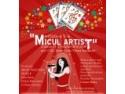 artist. Castigatorii Festivalului National de Muzica Usoara pentru Copii MICUL ARTIST