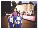 Fundaţia Pentru Voi - campioană Special Olympics la Roma