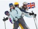 Elvetia. Tabere de ski/snowboard in strainatate