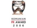 public relations. Ultima saptamana de inscrieri in competitia Romanian Public Relations Award