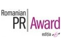 Vodafone Romania premiaza performanta la Junior PR Award