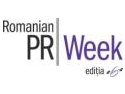 Speakeri de top la Romanian PR Week 2008