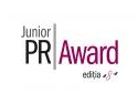interpretariat consecutiv. Premiul ecoMOL, pentru al patrulea an consecutiv la Junior PR Award