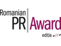 romanian so. PR Award