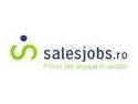 Premieră pe piaţa recrutărilor on-line din România, salesjobs.ro - primul site angajat in vanzari