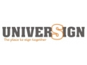 Universign- prima revista on-line dedicata productiei publicitare