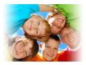 copii  NLP. Curs de dezvoltare personala pentru copii- NLP Rainbow kids