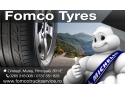 hotel anvelope. Fomco Tyres