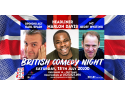 mojo. British Comedy Night