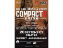 CompactB & Friends | Concert pentru Teo Peter – ultimele bilete Early Bird naturafresh