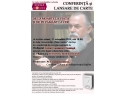 lucrarea. Cornel Constantin Ciomâzgă vine la Serile DOXOLOGIA