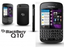 10 exponate. Blackberry Q10