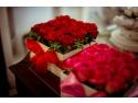 trandafiri criogenati superbi