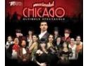 Ricard Reguant si Ana Eva Cruellas prezenti la ultimul spectacol Muzicalul Chicago