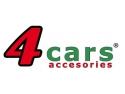 decoratiune auto. Logo 4Cars