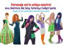 petreceri. Cele mai talentate ursitoare si animatori pentru petreceri copii de la petrecericupersonaje.ro